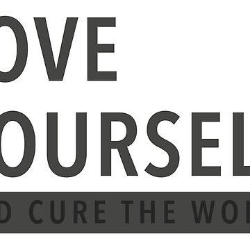 LOVE YOURSELF by studiolabeleven