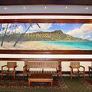 Pre-Civilization Waikiki Beach by kenspics