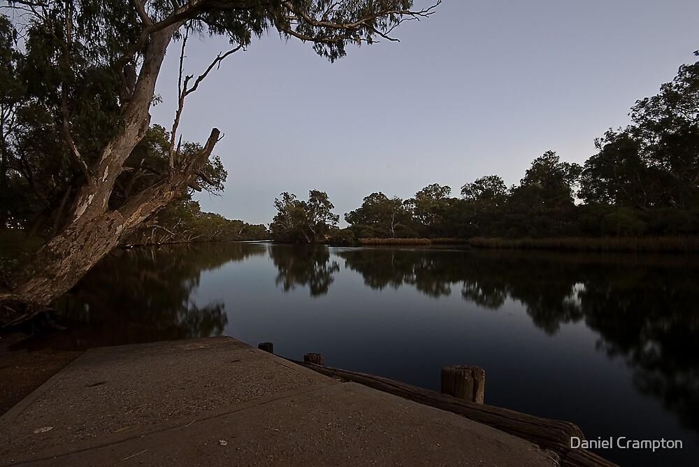 Swan River at Sunrise by Daniel Crampton
