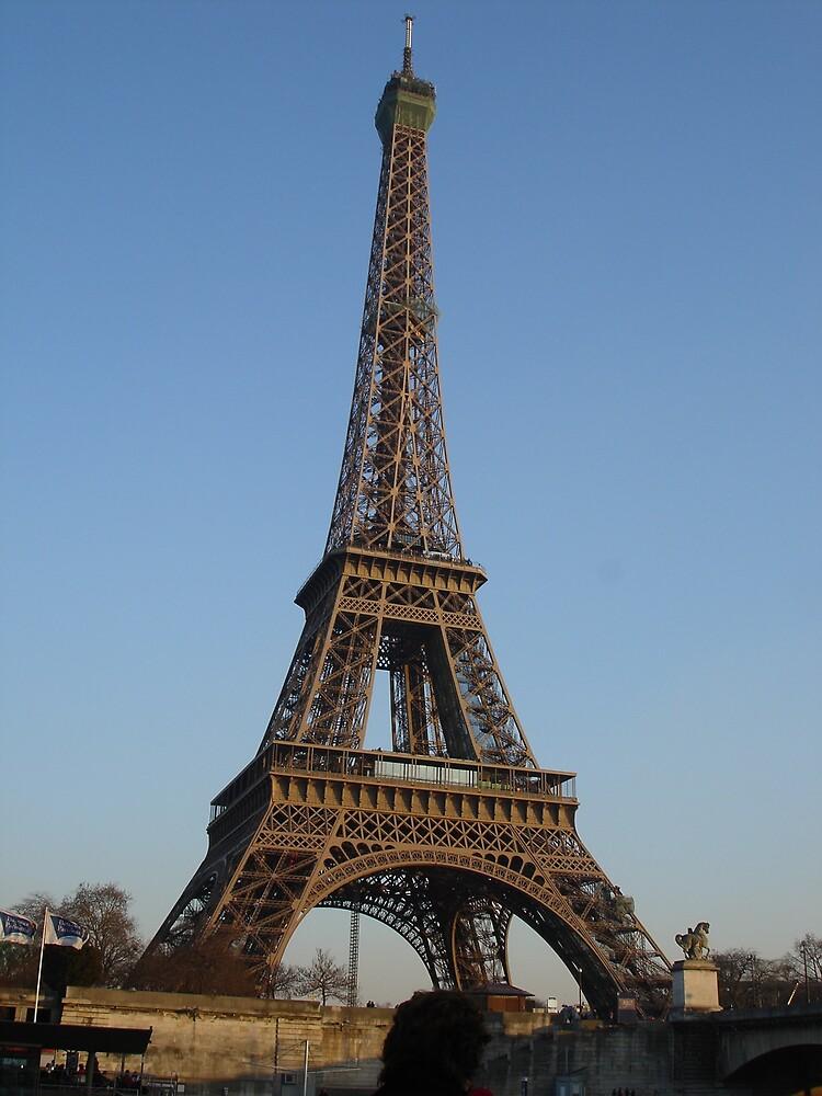 Eiffel Tower by rachelj