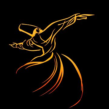 Sema The Dance Of The Whirling Dervish by taiche
