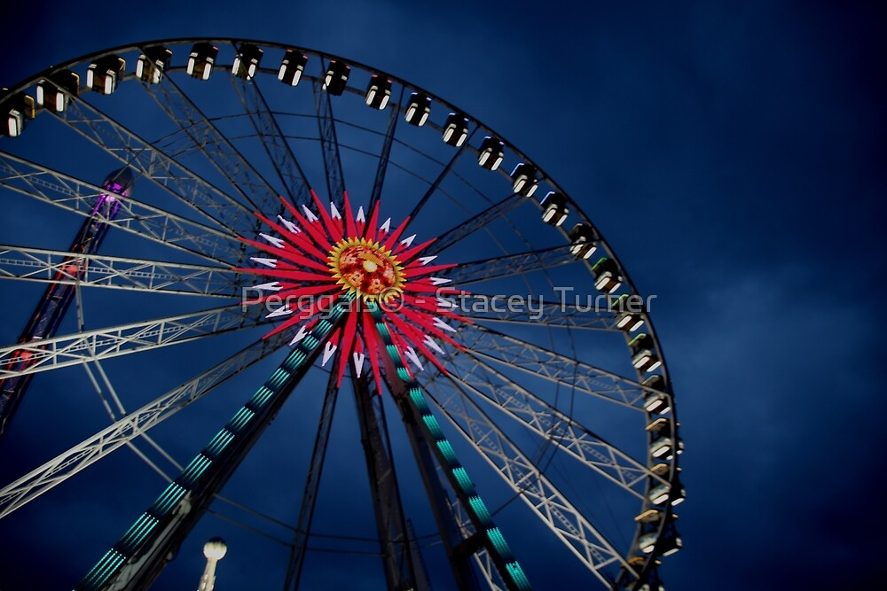 wheel of colour by Perggals© - Stacey Turner