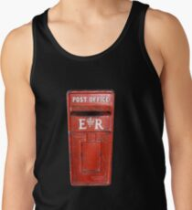 Post Office Box, Post, old, Antigua, Caribbean Tank Top
