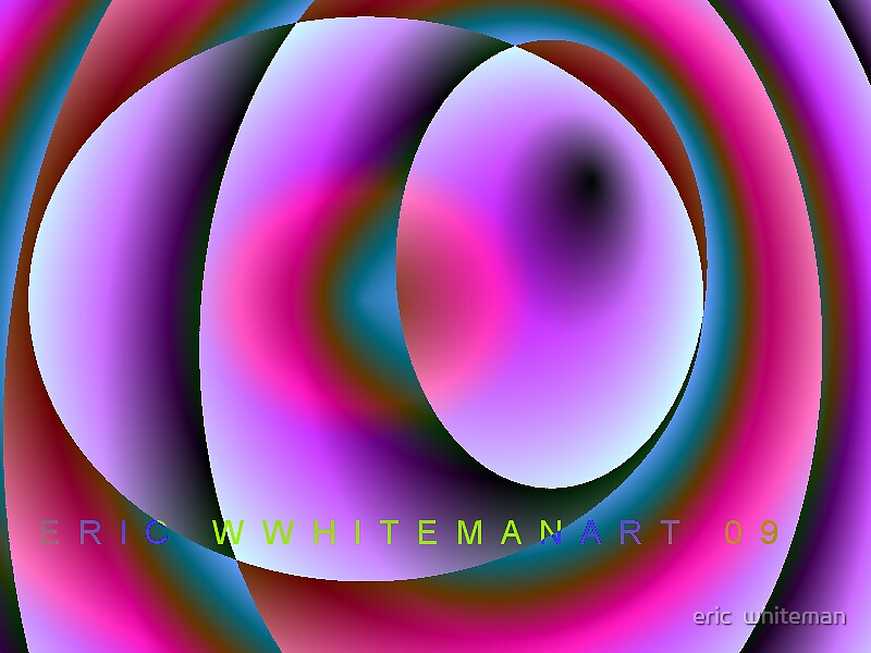 (WALLOP) ERIC WHITEMAN ART  by eric  whiteman