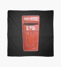 Post Office Box, Post, old, Antigua, Caribbean Scarf
