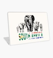 Africa's Big Five for South Africa Fans Laptop Skin
