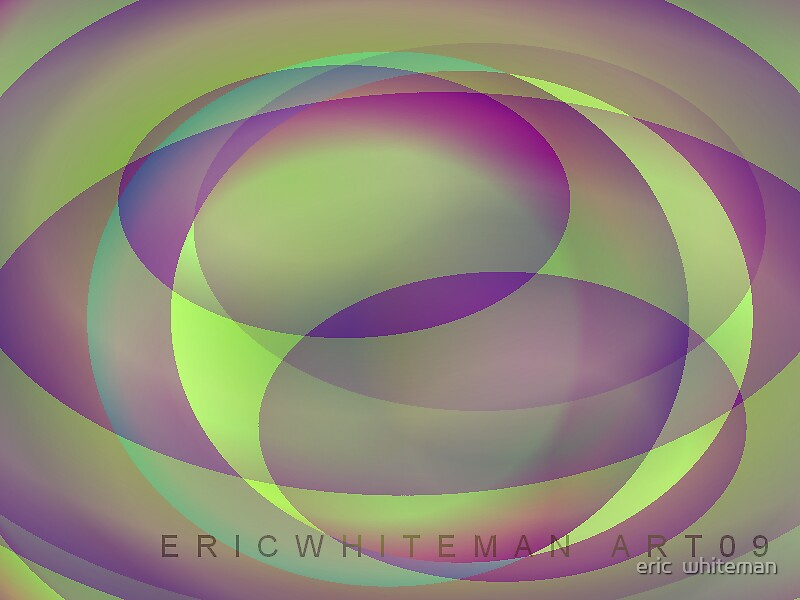 ( I AM OUT OF TOUCH  WITH THE WORLD ) ERIC WHITEMAN  by eric  whiteman