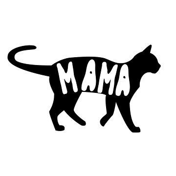 Cat Mama by heyrk