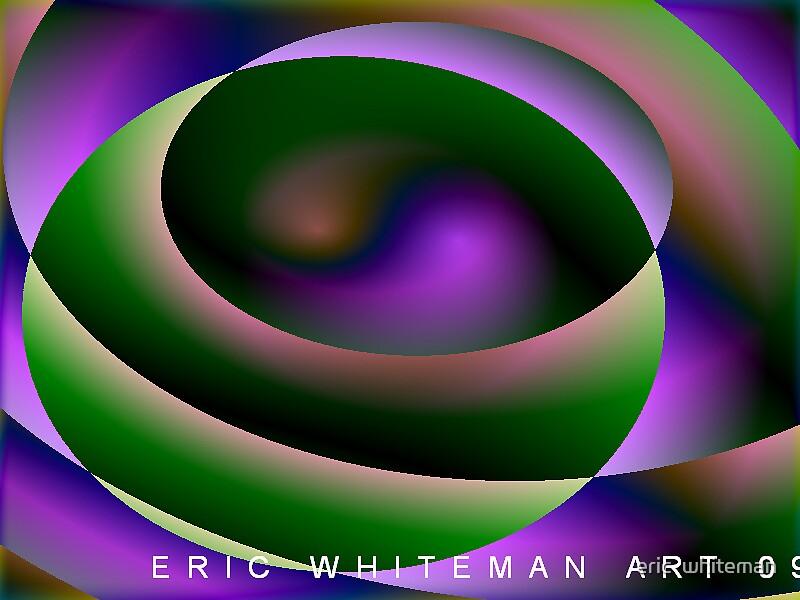(GATEWAY TO CYCBERSPACE ) ERIC WHITEMAN ART   by eric  whiteman