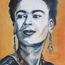 Frida by Christel  Roelandt