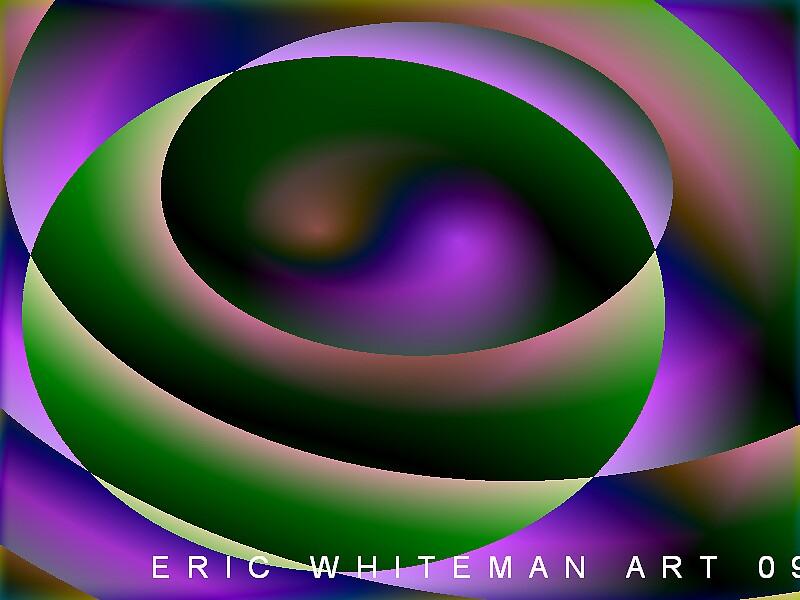 ( GATEWAY TO CYCBERSPACE ) ERIC WHITEMAN  by ericwhiteman