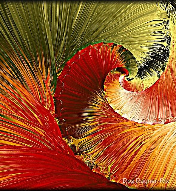 Inferno... by Roz Rayner-Rix