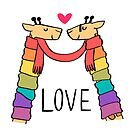 Love by bonniepangart