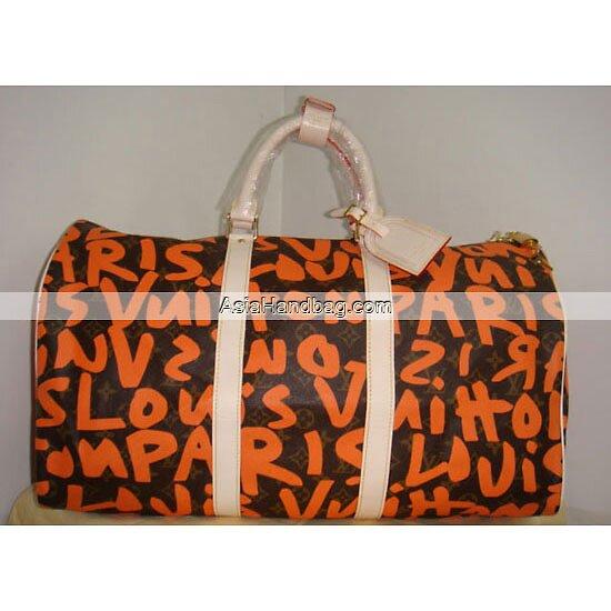 bea4975c52f Louis Vuitton Stephen Sprouse Graffiti Keepall