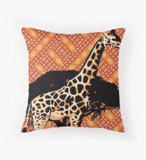 African Throw Pillows Redbubble