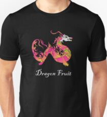 Asian Dragon Fruit  Slim Fit T-Shirt