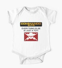 Small Soldiers - Commando Elite One Piece - Short Sleeve