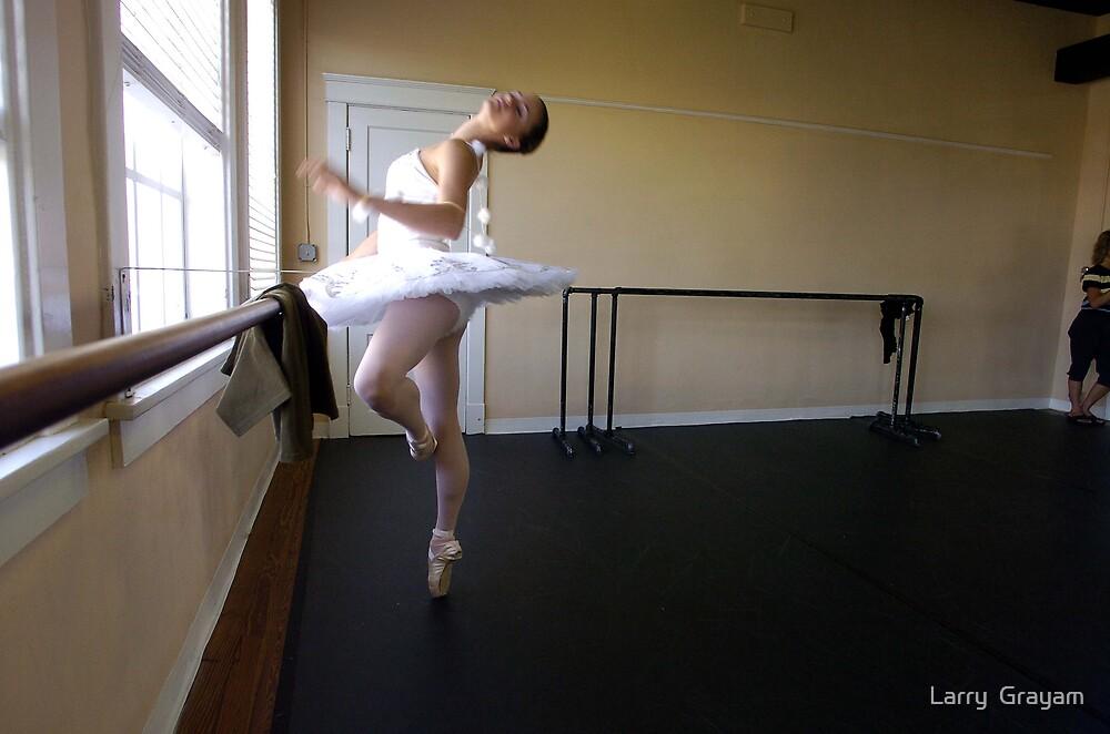 Ballerina by Larry  Grayam