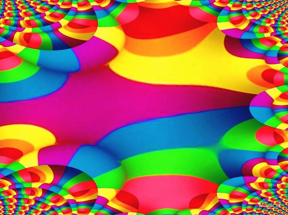 Bubblegum by Magicat
