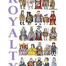 Royalty by MacKaycartoons
