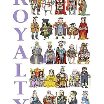 Royalty by MacKaycartoons