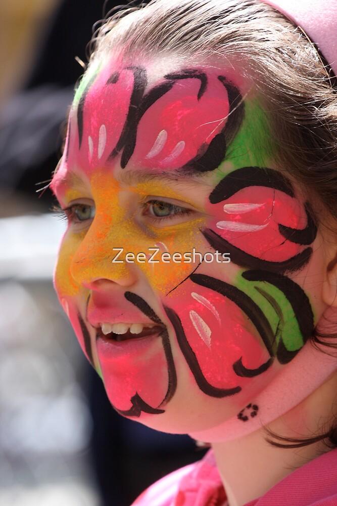 Flower Girl by ZeeZeeshots