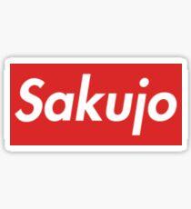 Sakujo Sticker