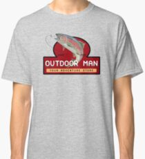 Outdoor Man Mug, Shirts etc. (Last Man Standing) Classic T-Shirt