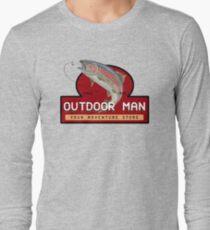 Outdoor Man Mug, Shirts etc. (Last Man Standing) Long Sleeve T-Shirt