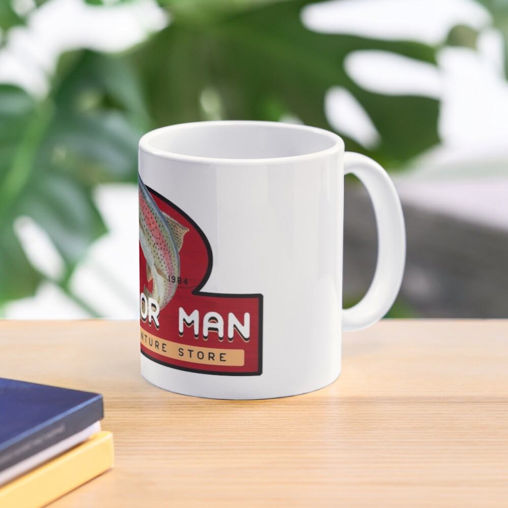 Outdoor Man Mug, Shirts etc. (Last Man Standing) Mug