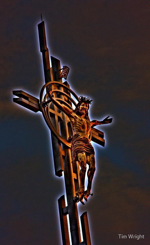 Christ by Tim Wright