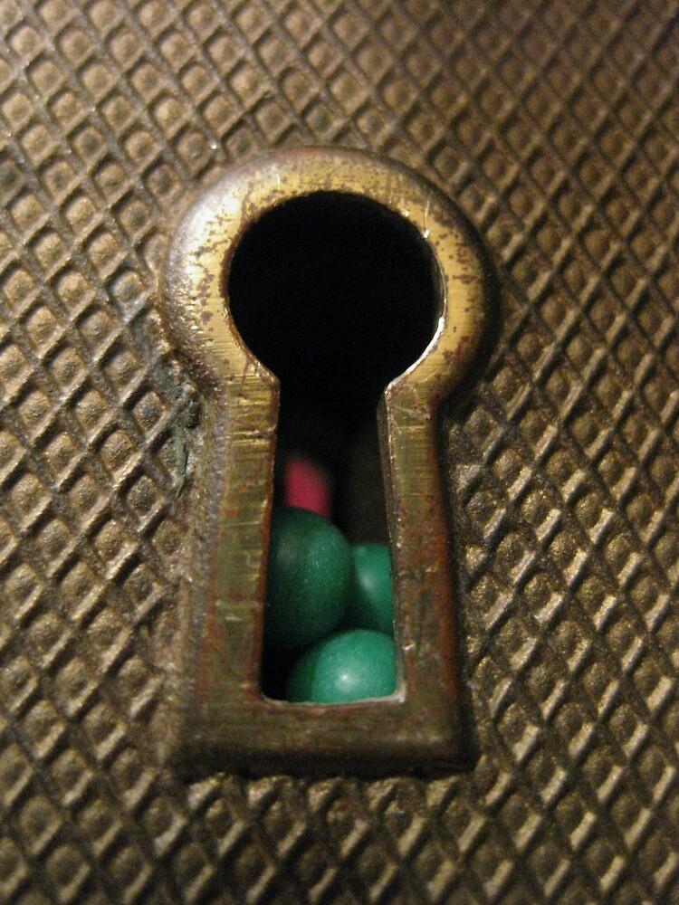 Marble Key by DeniseJ