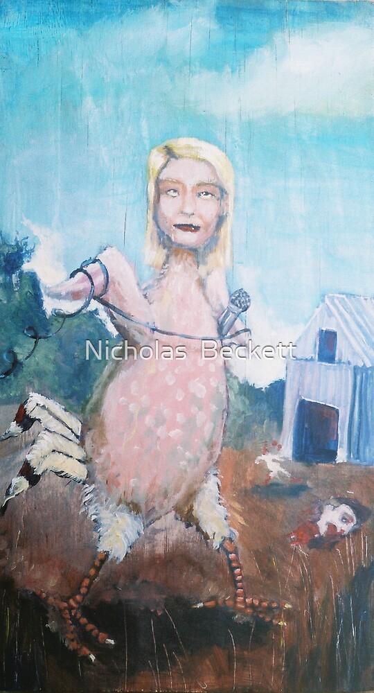 Gwyneth Poultry by Nicholas  Beckett