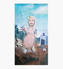 Gwyneth Poultry Photographic Print