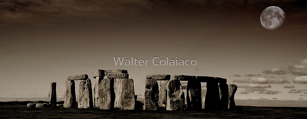 Mystique 1 by Walter Colaiaco