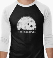 SCI-FI TOURIST Men's Baseball ¾ T-Shirt