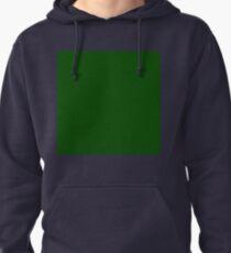 Hunter Green Pullover Hoodie