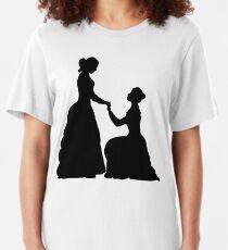 a decent proposal Slim Fit T-Shirt