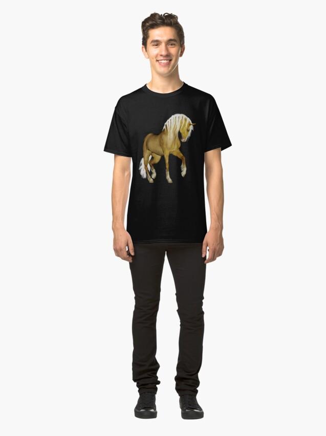 Alternate view of Palomino  Classic T-Shirt