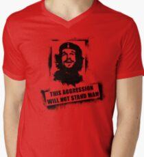 che lebowski Men's V-Neck T-Shirt