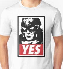 """""""JA!"""" Slim Fit T-Shirt"""