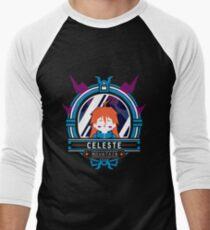 CELESTE MOUNTAIN Men's Baseball ¾ T-Shirt
