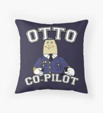 OTTO - AIRPLANE! MOVIE Throw Pillow
