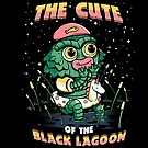 Cute of the black lagoon! by Ilustrata Design
