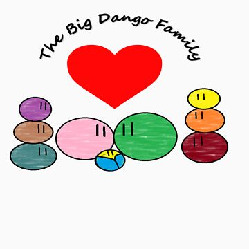 The Big Dango Family by Vatney