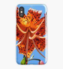 Turk's Cap Lily iPhone Case
