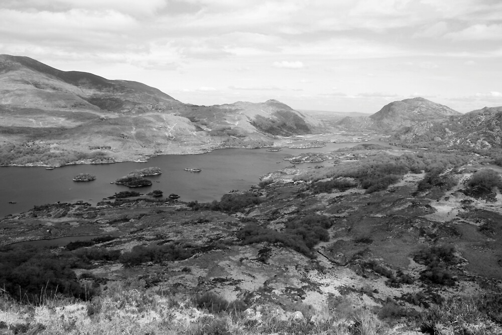 Killarney lakes 12 by John Quinn