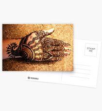 Bridal Hand Postkarten