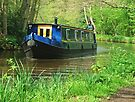 Narrowboat  by Colin  Williams Photography
