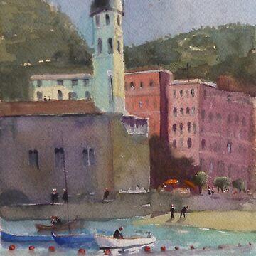 Vernassa, Cinque Terre Coast, Italy by ColinWilliams